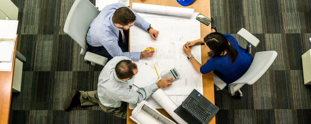 consulting group meeting construction